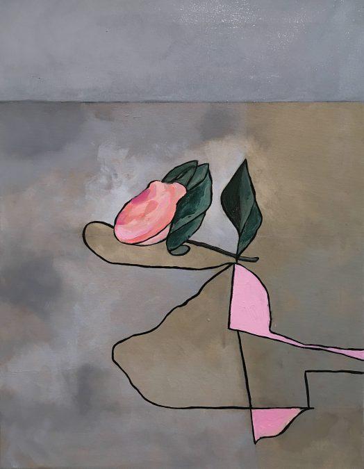 Camellia – SOLD