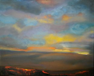 New Mexico Sunset – SOLD