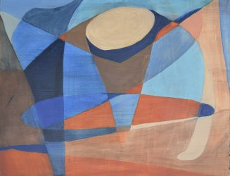 Three Graces Abstract