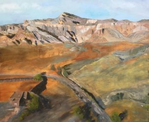 Ghost Ranch at 34 Feet- SOLD