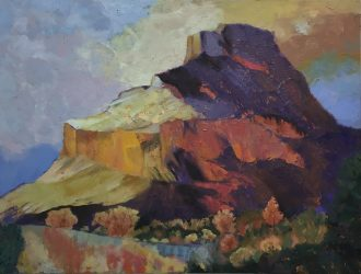 Purple Mountain – SOLD